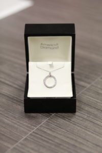 Package 4: Americus Diamond is a Girl's Best Friend (Valued at $2,500)